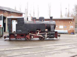Dampflok 001