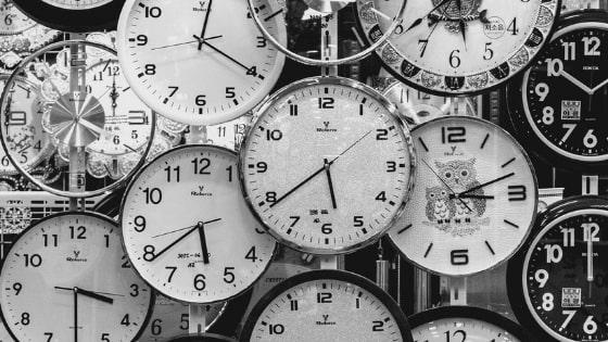 Zeit nehmen