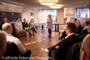 Susanne Hänsch beim BNI über Kommunikation