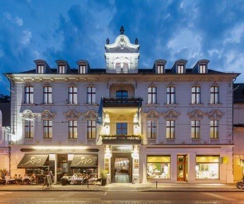 Eine Hotel-Oase mitten in Potsdam